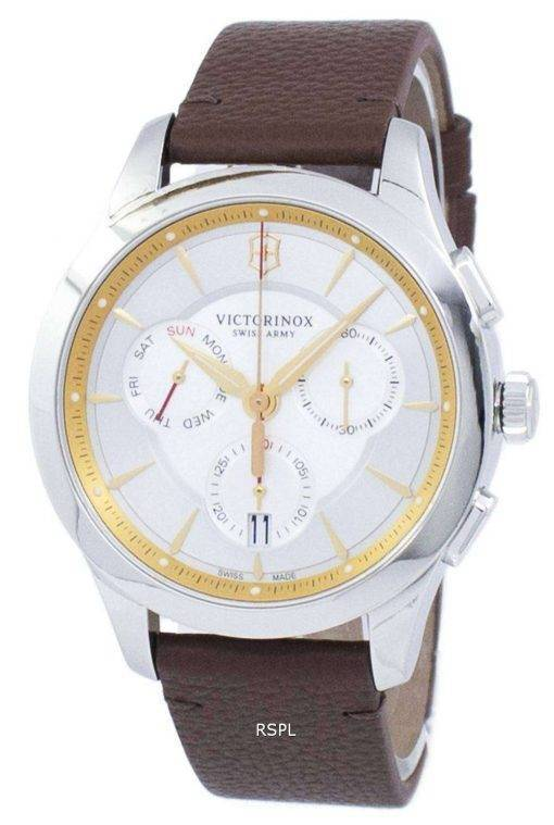 Victorinox Alliance Swiss Army Chronograph Quartz 241750 Men's Watch