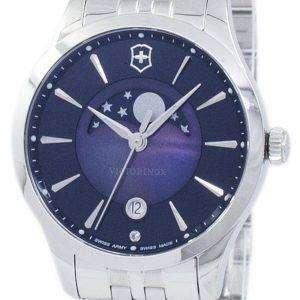 Victorinox Alliance Small Swiss Army Moon Quartz 241752 Women's Watch