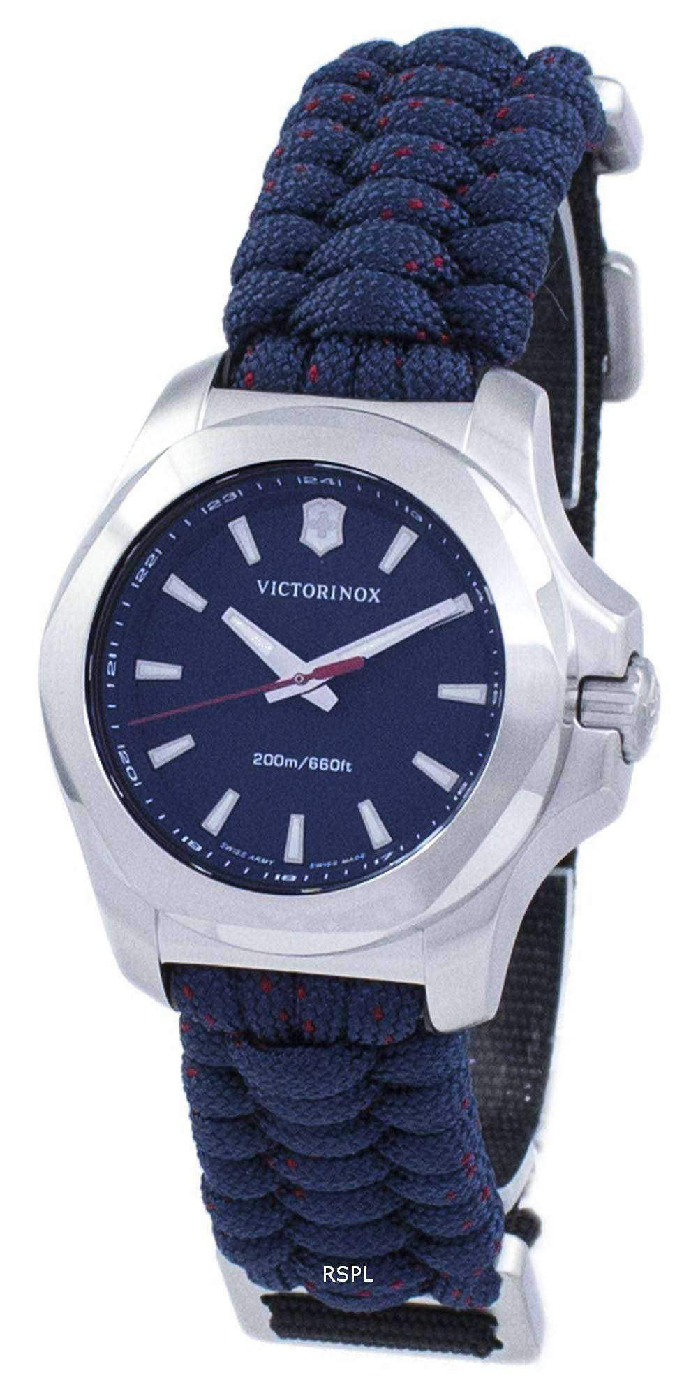 6ba3d7d89476 Victorinox I.N.O.X. V Swiss Army Quartz 200M 241770 Women s Watch ...