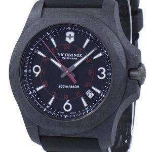 Victorinox I.N.O.X. Carbon Swiss Army Quartz 241777 Men's Watch