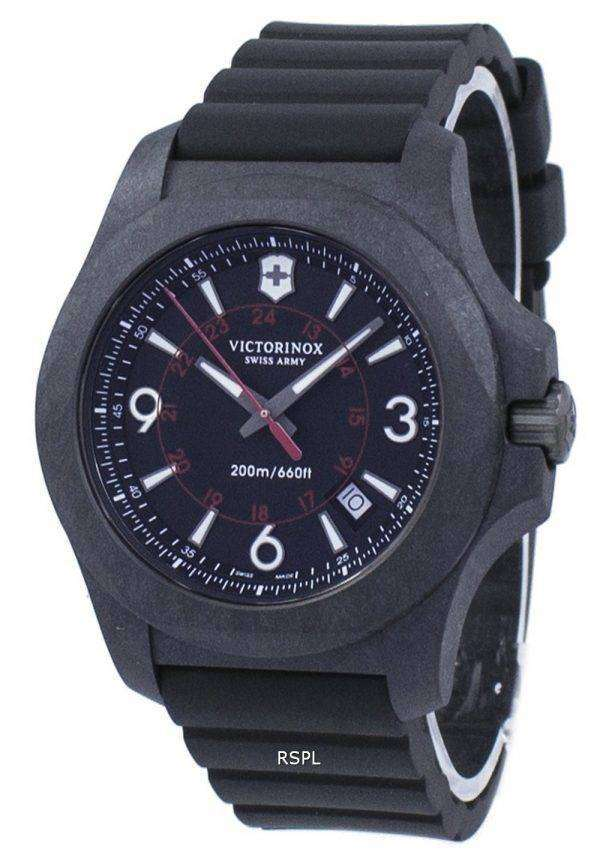 Victorinox I.N.O.X. Carbon Swiss Army Quartz 241777 Men's Watch