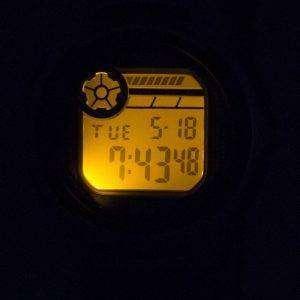 Casio Youth Illuminator Dual Time Digital W-213-1AV W213-1AV Men's Watch