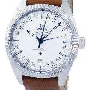 Omega Constellation Globemaster Co-Axial Annual Calendar Automatic 130.33.41.22.02.001 Men's Watch