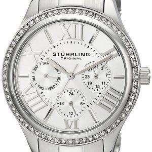 Stuhrling Original Majestic SE Quartz Diamond Accent 391LS.01 Women's Watch
