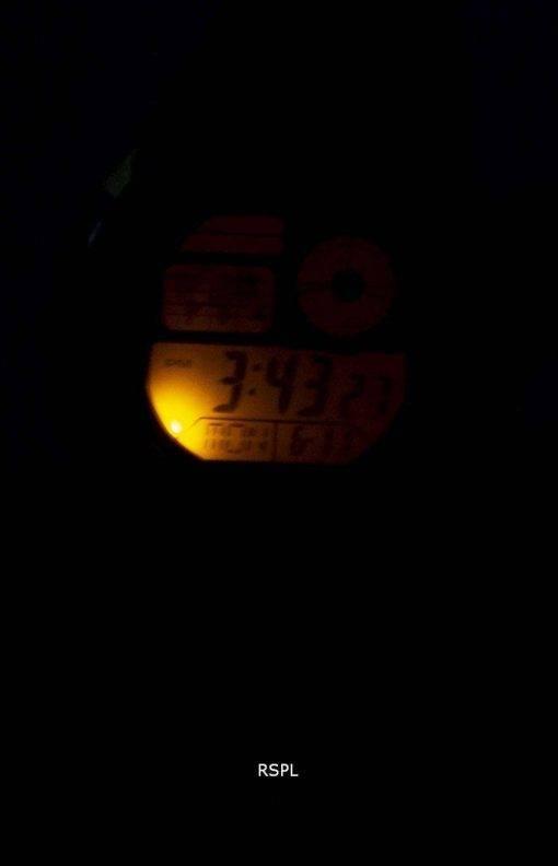 Casio Youth Illuminator World Time Digital AE-2100WD-1AV AE2100WD-1AV Men's Watch