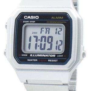 Casio Classic Vintage Illuminator Chronograph Alarm Digital B650WD-1A Unisex Watch