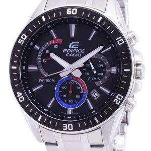 Casio Edifice Chronograph Quartz EFR-552D-1A3 EFR552D1A3 Men's Watch