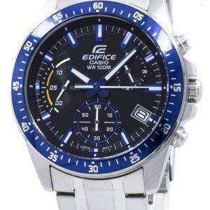 Casio Edifice Chronograph Quartz EFV-540D-1A2 EFV540D-1A2 Men's Watch