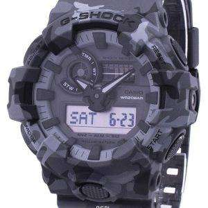 Casio Illuminator G-Shock Shock Resistant Analog Digital GA-700CM-8A GA700CM8A Men's Watch