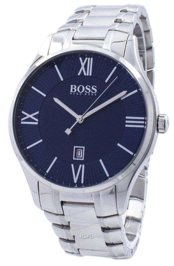 Hugo Boss Governor Classic Quartz 1513487 Men's Watch