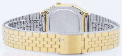 Casio Youth Vintage Illuminator Alarm Digital LA680WGA-9B Women's Watch