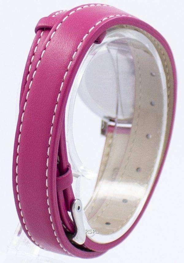 Casio Analog Quartz Double Loop LTP-E143DBL-4A1 LTPE143DBL-4A1 Women's Watch