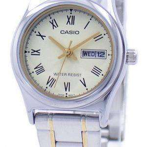 Casio Analog Quartz LTP-V006SG-9B LTPV006SG-9B Women's Watch
