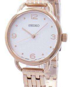 Seiko Recrafted Analog Quartz SUR672 SUR672P1 SUR672P Women's Watch