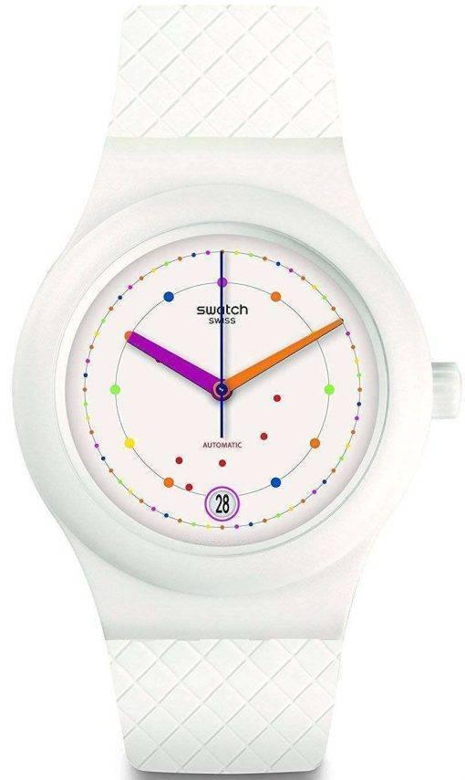 Swatch Originals Sistem Polka Automatic SUTW403 Men's Watch