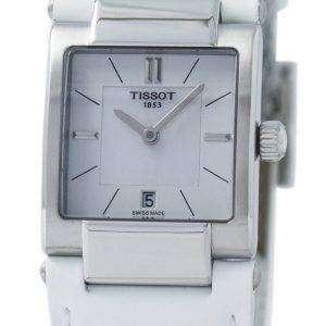 Tissot T-Lady T02 Quartz T090.310.16.111.01 T0903101611101 Women's Watch