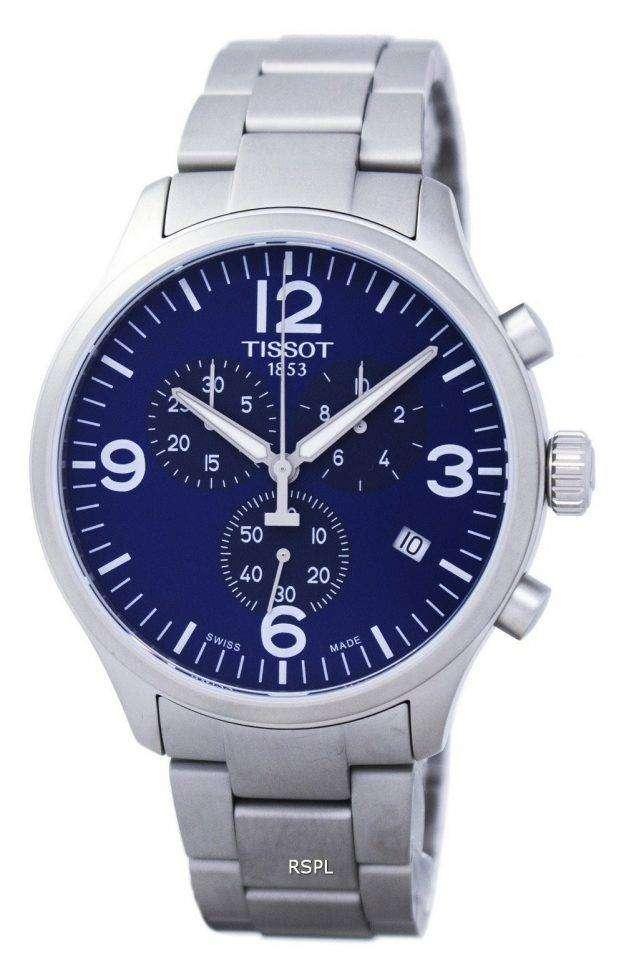 Tissot T-Sport Chrono XL Quartz T116.617.11.047.00 T1166171104700 Men's Watch