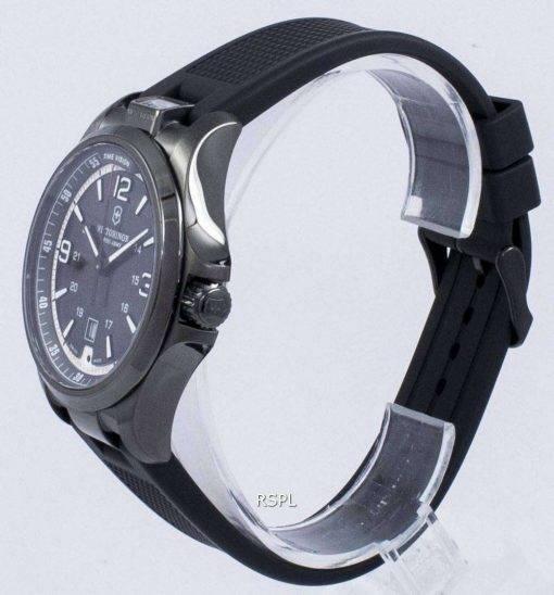 Victorinox Swiss Army Night Vision GMT Quartz 241596 Men's Watch