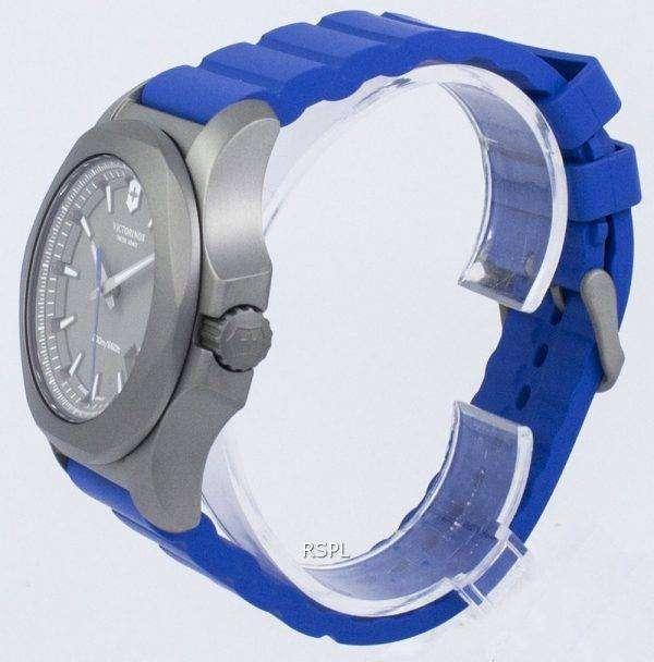 Victorinox I.N.O.X. Titanium Swiss Army Quartz 200M 241759 Men's Watch