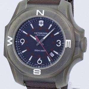 Victorinox I.N.O.X. Titanium Swiss Army Quartz 200M 241778 Men's Watch