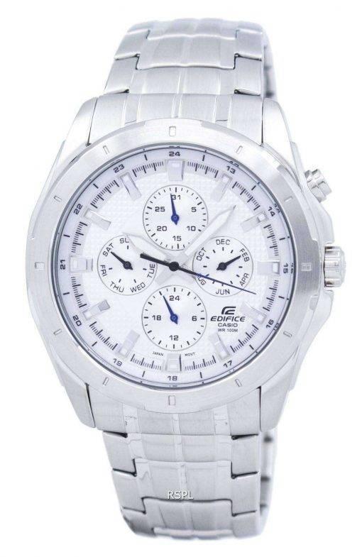 Casio Edifice Four Dials EF-328D-7AV Mens Watch