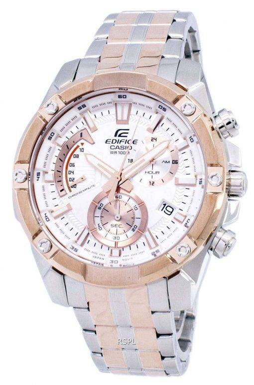 Casio Edifice Chronograph EFR-559SG-7AV EFR559SG-7AV Men's Watch