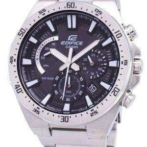 Casio Edifice Chronograph Quartz EFR-563D-1AV EFR563D-1AV Men's Watch