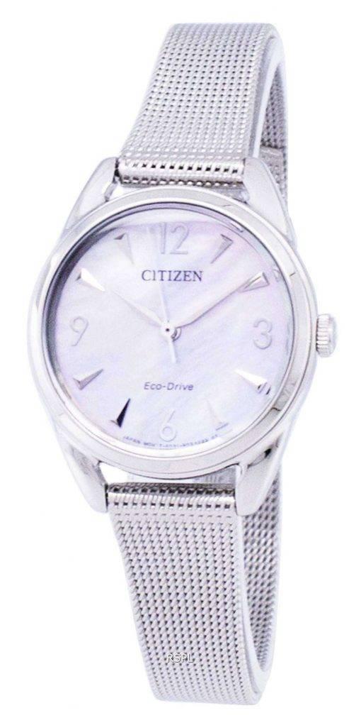 Citizen Eco-Drive LTR - Long Term Relationship EM0680-53D Women's Watch