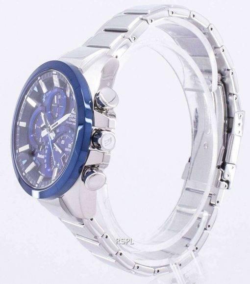 Casio Edifice Tough Solar Smartphone Link Bluetooth EQB-501DB-2A EQB501DB2A Men's Watch