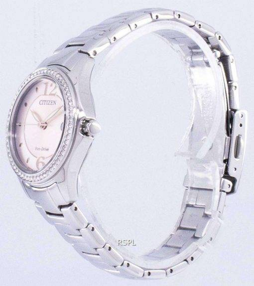 Citizen Eco-Drive Diamond Accent FE1140-86X Women's Watch