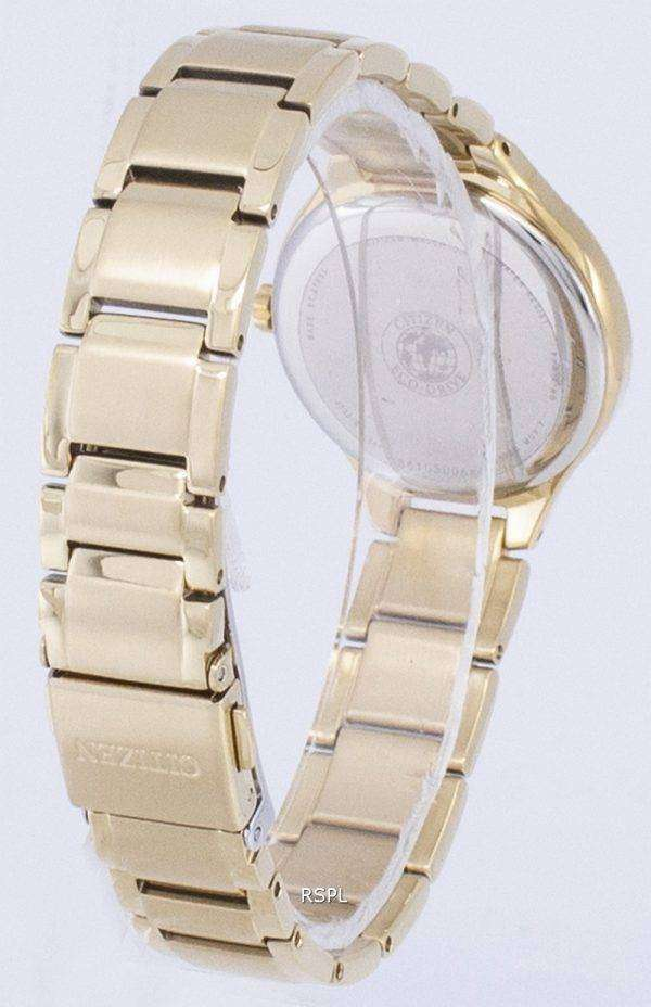 Citizen Corso Eco-Drive Diamond Accents FE2102-55A Women's Watch