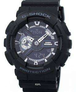 Casio G-Shock GA-110-1B GA-110-1 Mens Watch