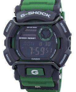 Casio G-Shock Flash Alert Super Illuminator 200M GD-400-3 Mens Watch