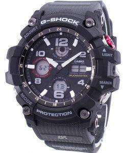 Casio G-Shock Mudmaster Tough Solar 200M GSG-100-1A8 GSG100-1A8 Men's Watch