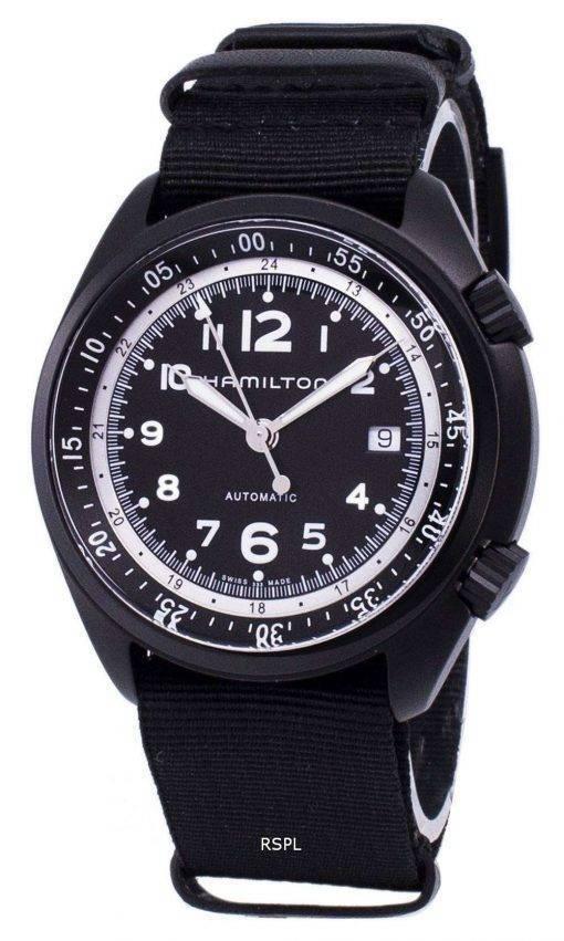 Hamilton Khaki Aviation Pilot Pioneer Automatic H80485835 Men's Watch