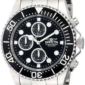 Invicta Pro Diver Chronograph Quartz 200M 1768 Men's Watch