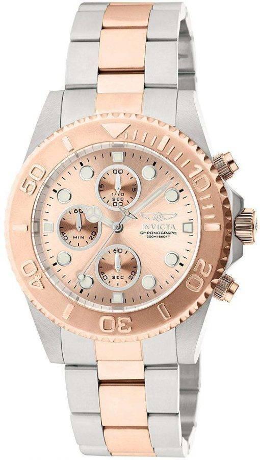Invicta Pro Diver Chronograph Quartz 200M 1775 Men's Watch