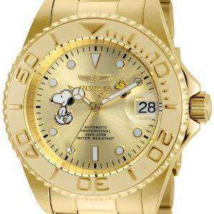 Invicta Character Collection Limited Edition Automatic 200M 24788 Men's Watch