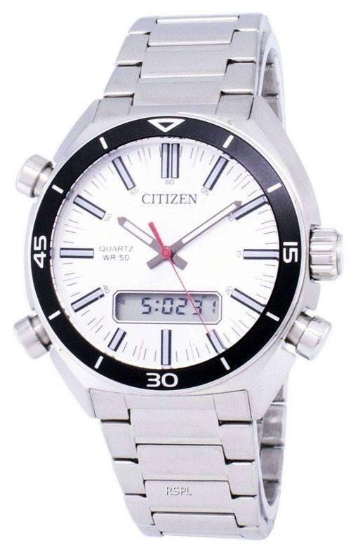 Citizen Quartz Analog Digital JM5460-51A Men's Watch