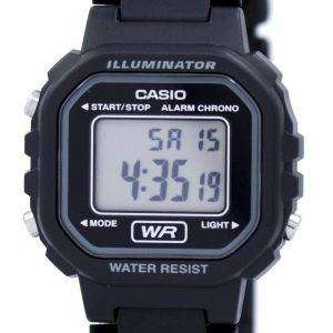 Casio Digital Quartz Alarm Chrono Illuminator LA-20WH-1ADF LA-20WH-1A Womens Watch