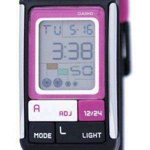 Casio Digital Quartz Dual Time Alarm LDF-52-1ADR LDF-52-1A Womens Watch