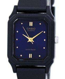Casio Casual Sports Analog Blue Dial LQ-142E-2ADF LQ-142E-2A Womens Watch