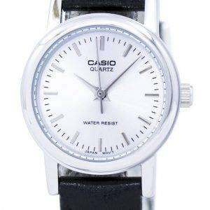 Casio Quartz Analog LTP-1095E-7ADF LTP-1095E-7A Womens Watch