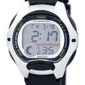 Casio Digital Sports Illuminator LW-200-1AVDF Womens Watch