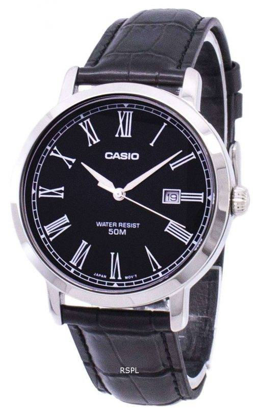 Casio Analog Quartz MTP-E149L-1BV MTPE149L-1BV Men's Watch