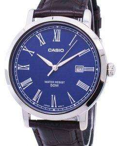 Casio Analog Quartz MTP-E149L-2BV MTPE149L-2BV Men's Watch