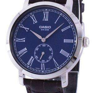 Casio Analog Quartz MTP-E150L-2BV MTPE150L-2BV Men's Watch