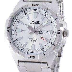 Casio Illuminator Analog Quartz MTP-E203D-7AV MTPE203D-7AV Men's Watch