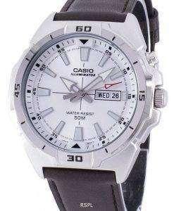 Casio Illuminator Analog Quartz MTP-E203L-7AV MTPE203L-7AV Men's Watch