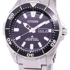 Citizen Promaster Marine Scuba Diver 200M Automatic NY0070-83E Men's Watch